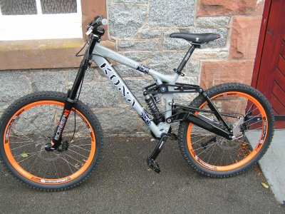 Kona Stab Deluxe Mountain Bike For Sale In Dumfries And Galloway Bikes